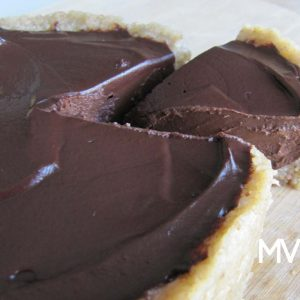 PASTEL DE CHOCOLATE SALUDABLE Y RAW