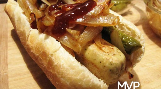 HOT DOG O PERRITO CALIENTE VEGANO! FAST FOOD