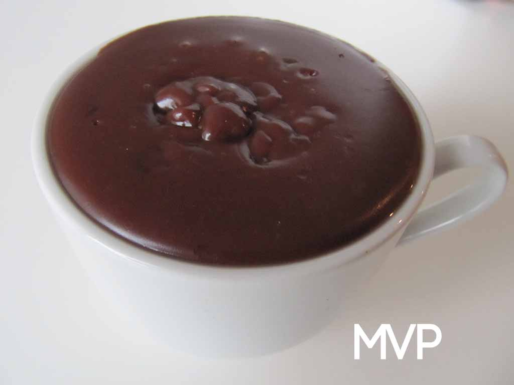 chocolate vegano